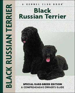 Black Russian Terrier (Kennel Club Dog Breed Series)