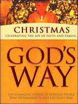 God's Way for Christmas