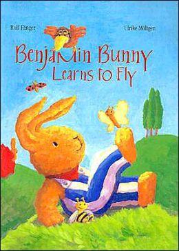 Benjamin Bunny Wants to Fly