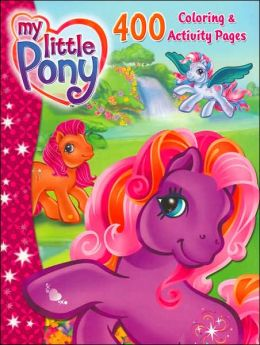 My Little Pony Coloring & Activity Pages