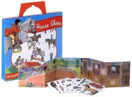 Horses Sticker Activity Tote set of 40