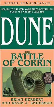 Dune: The Battle of Corrin (Legends of Dune Series #3)