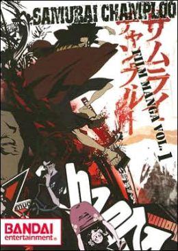 Samurai Champloo Film Manga, Volume 1