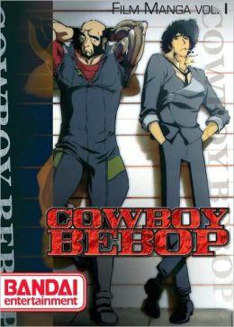 Cowboy Bebop Film Manga, Volume 1