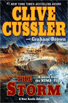 The Storm: A Kurt Austin Adventure (NUMA Files Series)