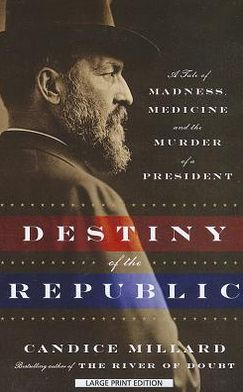 destiny of the republic James a garfield was one of the most extraordinary men ever elected president born into abject poverty, he rose to become a wunderkind scholar, a civil war hero, and a renowned and admired reformist congressman.