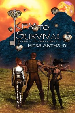 Key To Survival (ChroMagic Series #5)