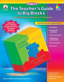 Teacher's Guide to Big Blocks Grades 4-8: A Multimethod, Multilevel Framework