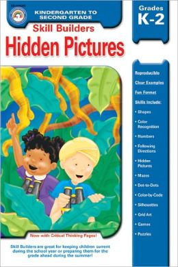 Hidden Pictures, Grades K-2: Skill Builders