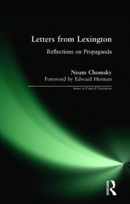 Letters from Lexington: Reflections on Propaganda