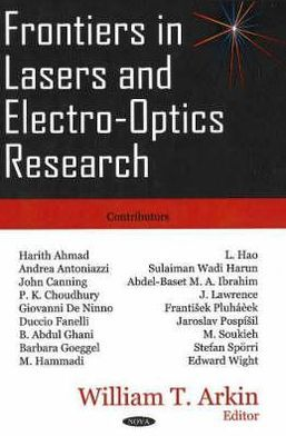 Frontiers in Lasers and Electro-Optics Research