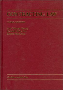 Contracting Law (Third Edition)