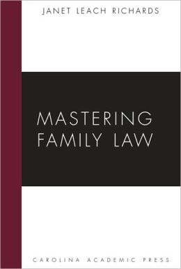 Mastering Family Law