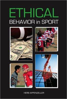 Ethical Behavior in Sport