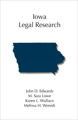 Iowa Legal Research