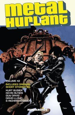 Metal Hurlant, Volume 2