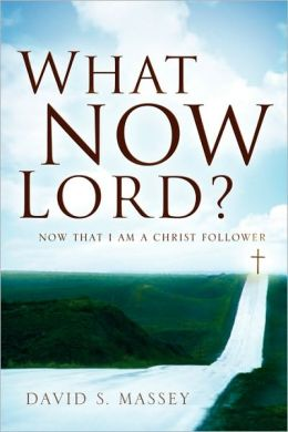 What Now Lord?: Now That I Am A Christ Follower