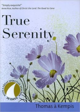 True Serenity (30 Days with a Great Spiritual Teacher Series)