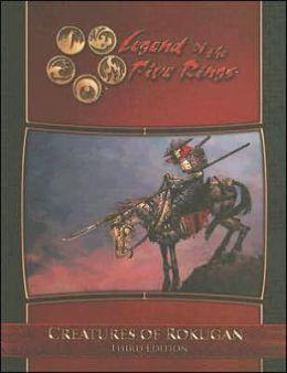 Creatures of Rokugan:Legend of the Five Rings