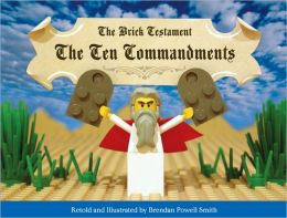 The Brick Testament: Ten Commandments