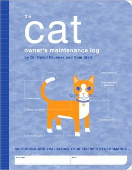 Cat Owner's Maintenance Log: Recording and Evaluating Your Feline's Performance