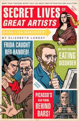 Secret Lives of the Great Artists