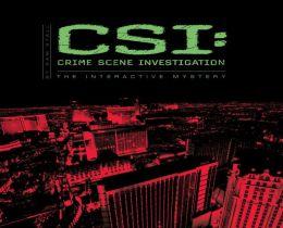 CSI: Crime Scene Investigation, The Interactive Mystery
