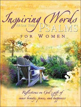 Inspiring Words from the Psalms for Women