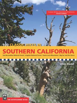 100 Classic Hikes in Southern California