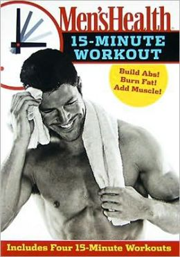 Mens Health: 15 Minute Workout