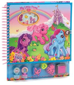 My Little Pony Mini Activity Book