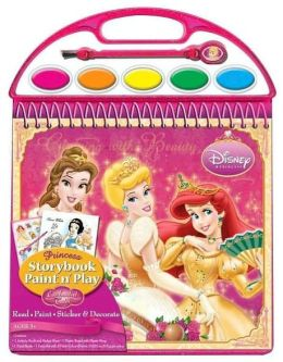 Disney Princess SOE Paint N Play
