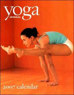 2007 Yoga Journal Wall Calendar