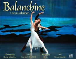 2009 Balanchine Wall Calendar