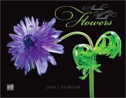 2009 Amalia Veralli Flowers Wall Calendar