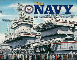 2012 Navy Wall Calendar