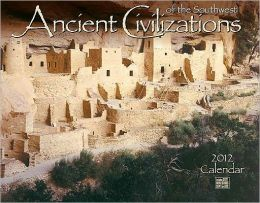 2012 Ancient Civilizations Wall Calendar