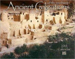 2012 Ancient Civilizations Wall Calendar