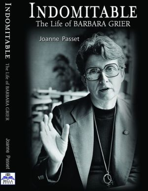 Indomitable: The Life of Barbara Grier