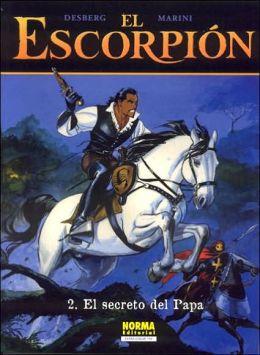 Escorpion: El Secreto Del Papá