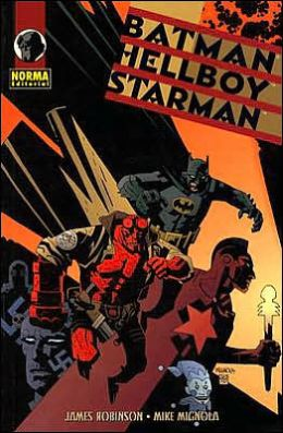 Batman/Hellboy/Starman (En Espanol)