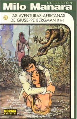 Las Aventures Africanas de Giuseppe Bergman - Volumen 2