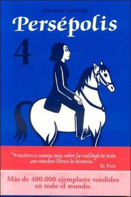 Persépolis vol. 4 (en Español)