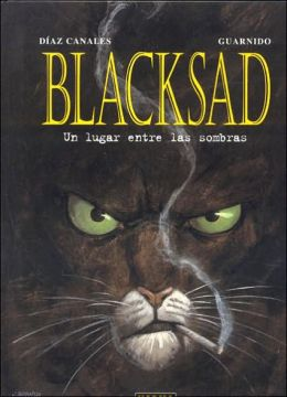 Blacksad: un lugar entre las sombras (Blacksad: Somewhere between the Shadows)
