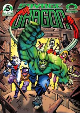 Savage Dragon V.5: La Feuga Del Bloque D