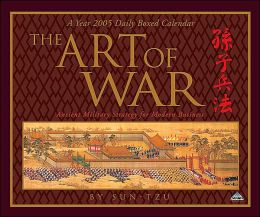 2005 Art of War Box Calendar