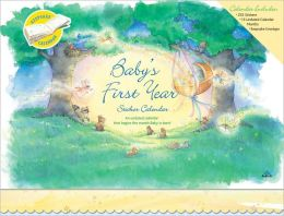 2011 Baby's First Activity Wall Calendar