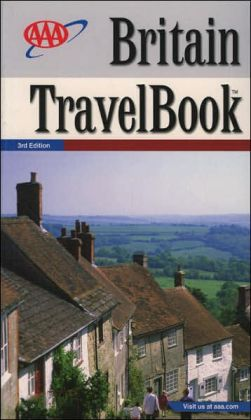 AAA Britain Travel Book