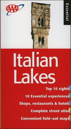 AAA Essential Guide Italian Lakes