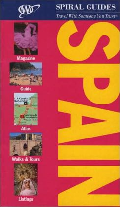 AAA Spiral Guide Spain